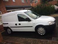 Vauxhall Combo 1.3cdti Crew Van ***BARGAIN***