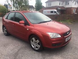 Ford Focus 2007 5 door Diesel engine immaculate condition inside out