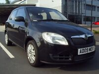 2009 09 Skoda Fabia 1.2 HTP 12v 1 5dr - *IMMACULATE CONDITION* - LOW MILEAGE - CHEAP INSURANCE - PX