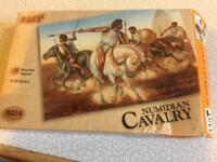Hat Numidian cavalry plastic model soldiers 1/72 like airfix