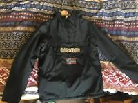 Napapjiri rainforest winter black size L