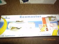 Laminator nearly new in full working condition