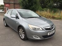 Vauxhall Astra 1.6 (2010 model) for sale!