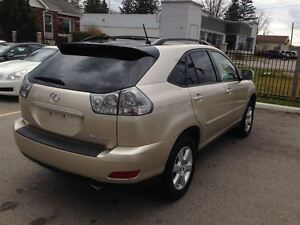 2004 Lexus RX 330 NO ACCIDENTS DEALER SERVICED TIMING BELT DONE! London Ontario image 5