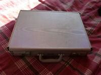Aluminium Combination lock briefcase