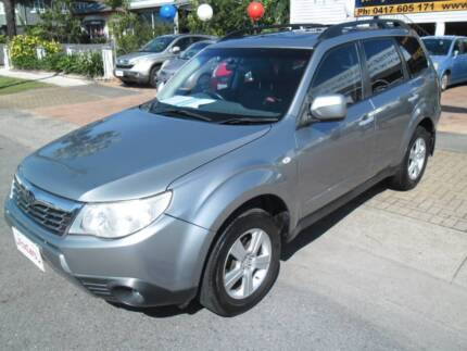 2008 Subaru Forester SUV Bungalow Cairns City Preview