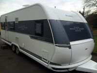 Hobby Caravan 645 Vip Collection (2014/15 Model) Mint Condition.