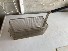 2x commercial frying baskets. Must sell.