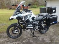 BMW R1200 GS Adventure TE - Fully Loaded