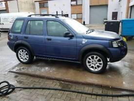 Freelander 2005 4x4 good condition