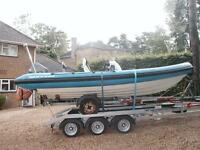"Boat Transport ""piggyback"" service. Trailer recovery. All UK, South Coast, London, Scotland."