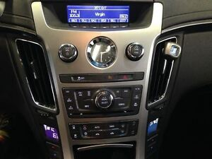 2012 Cadillac CTS   LEATHER  PANORAMIC ROOF  BLUETOOTH  50,523KM Cambridge Kitchener Area image 10