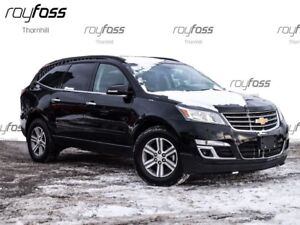 2017 Chevrolet Traverse LT AWD Leather 8 Pass t Rear Cam