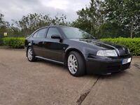 2002 skoda octavia vrs 1.8 20v turbo 180bhp ( not vw golf mk4 seat leon cupra )