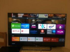 "Sony 49"" Smart 4K Ultra HD URGENT"
