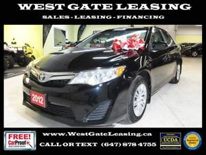 2012 Toyota Camry   CERTIFIED   AUTO  