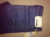 Diesel Women's Jeans Size 8/10