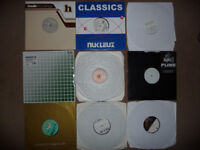 50 Dance vinyl records - Trance / House / Progressive / Techno