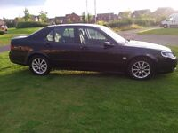 2008 SAAB 9-5 EXCELLENT CONDITION FULL SAAB HISTORY MUST BE SEEN (SWAP PX P/X PART EXCHANGE WHY?)