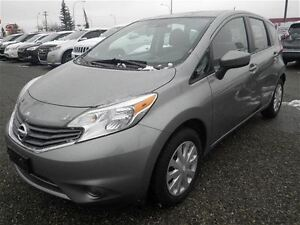 2015 Nissan Versa Note SV Automatic Certified