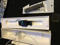 Apple watch series 2 42mm spacegrey boxed with charger