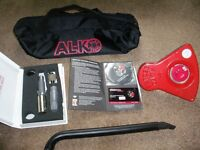 AL-KO CARAVAN SECURITY KIT. BRAND NEW & UNREGISTERED