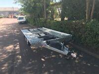 New car transporter trailer 2700kg
