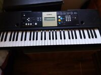 Yamaha keyboard organ