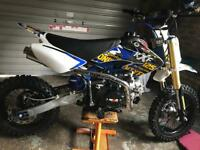M2R kxf 125 2017 Pitbike *sold*