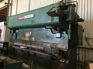 Niagara 90 Tons X 12 feet Hydraulic Press Brake