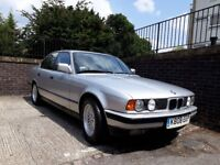 Bmw 520i e34 1 owner from new left hand drive