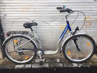 Vaterland Original German city bicycle