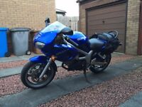 Suzuki SV 650 reasonable condition extras
