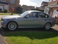 BMW 320D stunning not audi