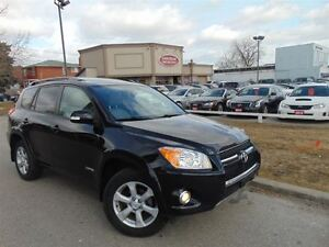 2012 Toyota RAV4 LIMITED-LEATHER-ROOF-NAVI-DVD