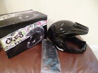 Childs Cre8 Full Face Helmet