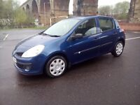 2007 Renault Clio 1.2 Petrol Cheap To Run And Insurance Bargain Price Clean Car In And Out