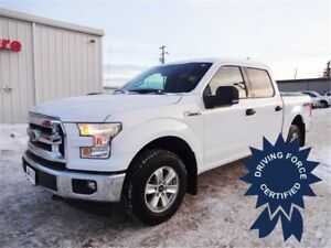 2017 Ford F-150 SuperCrew 4X4 w/5.5' Box, Rear View Camera