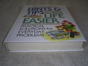 Book - Hints & Tips to Make Life Easier