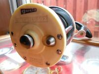 mitchell boat/beach reel multipliers classic but reliable and tough