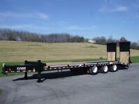 2015 CAM Superline 25Ton Paver Trailer