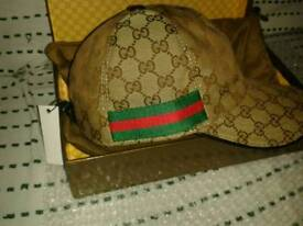 Gucci Baseball cap boxed with tags and dustbag