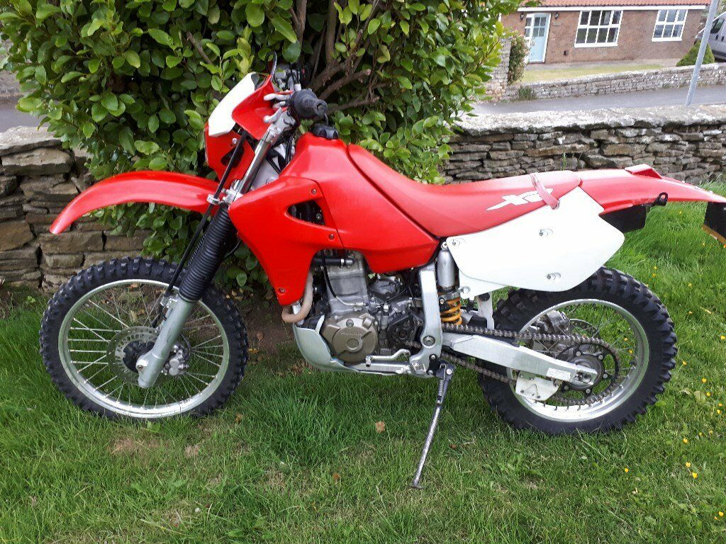 honda xr 650 r enduro motorcycle in whitby north. Black Bedroom Furniture Sets. Home Design Ideas