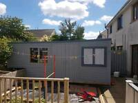 Large 18x9 shed for sale