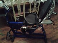 EZ Rider 001 Excersise machine Very good condition Please pay cash on collection