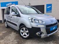 Peugeot Partner Tepee 1.6 HDI Outdoor MPV 2013(62)