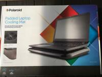 ( New and Sealed ) Polaroid padded laptop cooling mat
