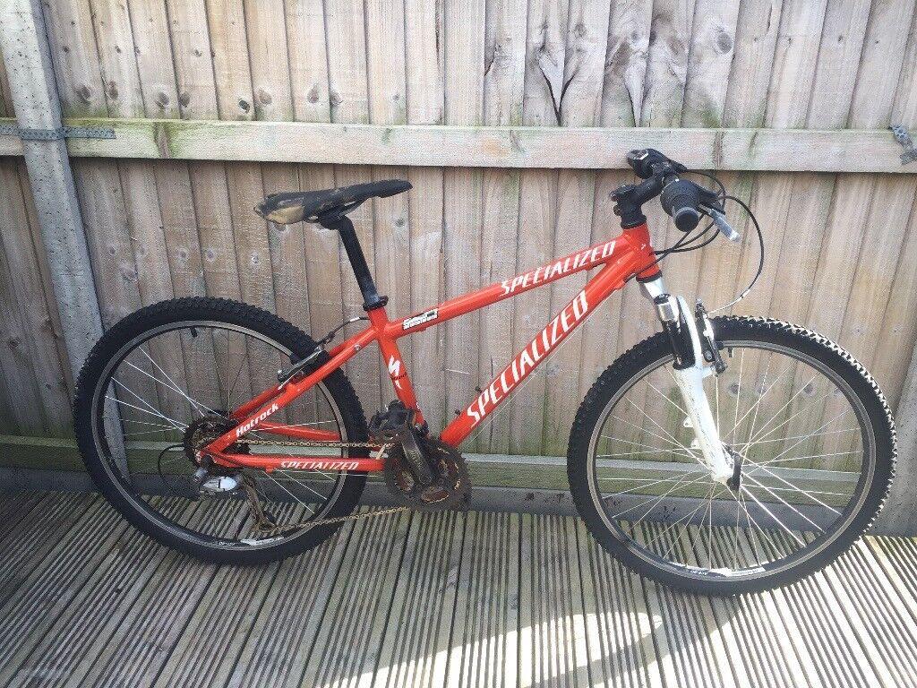 """specialised mountain bike 24"""" wheels"""