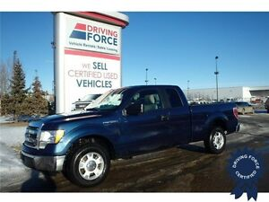2013 Ford F-150 XLT Super Cab Rear Wheel Drive, 41,124 KMs