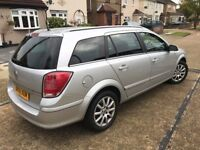 Vauxhall Astra 1.6 i 16v Design 5dr,2006,Estate,ONE OWNER FROM NEW,FULL SERVICE,HPI CLEAR